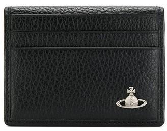 Vivienne Westwood logo cardholder wallet