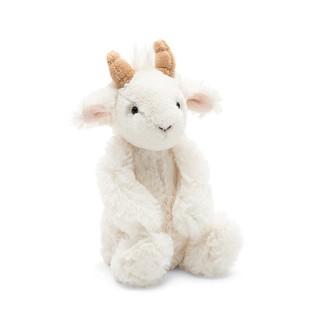"Jellycat Bashful Goat Medium 12"""