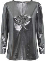 Custommade - Sabine Blouse - 34 (XS) - Silver