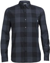 Icebreaker 103036 Men's Departure II LS Shirt Plaid