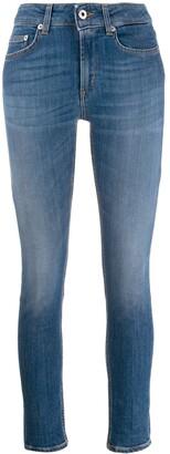 Dondup Stitching Detail Skinny Jeans