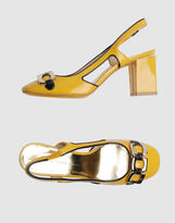 MARC BY MARC JACOBS Slingbacks