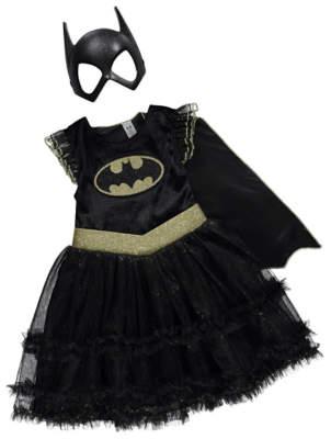 Dc Comics George Batgirl Fancy Dress Costume