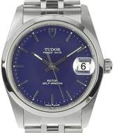 Tudor Prince Date 74000 Stainless Steel Automatic 33mm Mens Watch