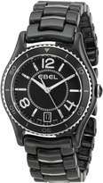 Ebel Women's 1216142 X-1 Analog Display Swiss Quartz Watch