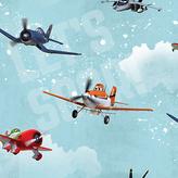 Disney Planes Wallpaper Sample - Multicoloured