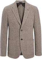 Joseph Herringbone Seaton Jacket