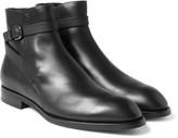 Tod's - Jodhpur Leather Boots