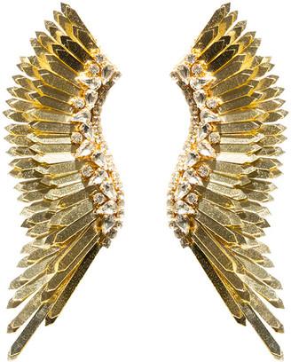 Mignonne Gavigan Mega Madeline Pearly Winged Earrings