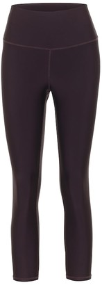 Alo Yoga Airlift Capri high-rise leggings