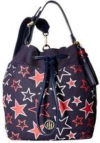 Tommy Hilfiger Summer of Love Pebble Sling Backpack Backpack Bags