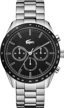 Lacoste Men's Boston Quartz Watch with Stainless Steel Strap
