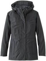 L.L. Bean L.L.Bean Women's H2OFF Rain Jacket, PrimaLoft-Lined