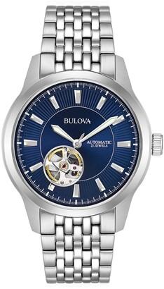 Bulova Men's Automatic Bracelet Watch, 40mm
