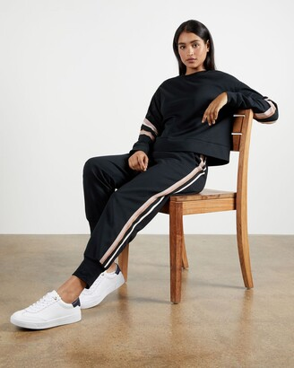 Ted Baker Jogger With Striped Trim