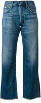 Citizens of Humanity cropped jeans - women - Cotton/Rayon - 24