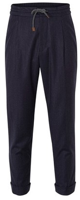 Brunello Cuccinelli Leisure fit trousers with pleats