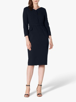 LK Bennett Peggy Tailored Midi Dress