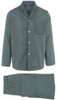 Liberty London Hawthorne Long Tana Lawn Cotton Pyjama Set