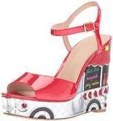 Kate Spade Women's Dora Wedge Sandal,9 Medium US