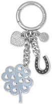 MICHAEL Michael Kors Lucky Charms Four-Leaf Clover Keychain