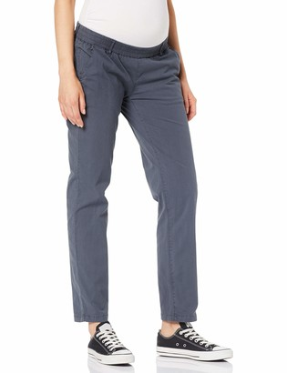 Mama Licious Mamalicious Women's Mlplaya Chino Woven Pants A. Maternity Trousers