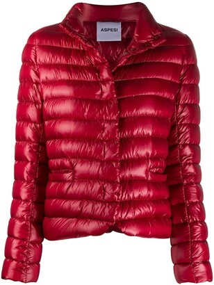Aspesi Fitted Puffer Down Jacket