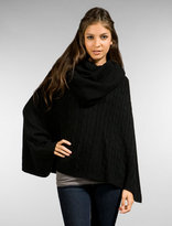 Cable Cowl Poncho