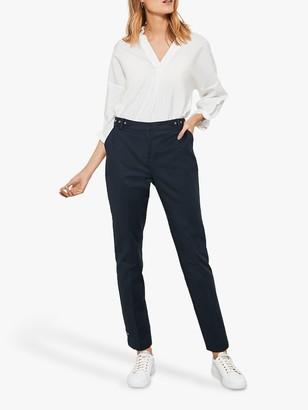 Mint Velvet Eyelet Detail Trousers