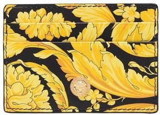 Versace Baroque Pattern Cardholder
