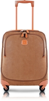 Bric's Life Camel Micro-Suede X-Small Trolley
