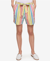 Tommy Hilfiger Cotton Striped Shorts, Created for Macy's