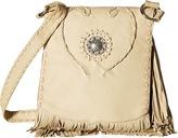 Scully Annie Fringe Handbag Handbags