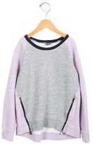 Vince Girls' Colorblock Sweatshirt