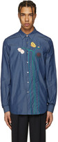 Paul Smith Flowers & Stems Shirt