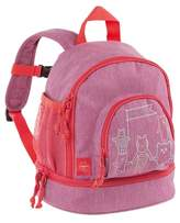 Lassig Toddler Mini About Friends Backpack - Pink