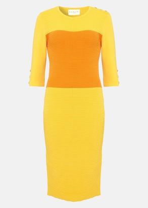 Phase Eight Morna Colourblock Knit Dress