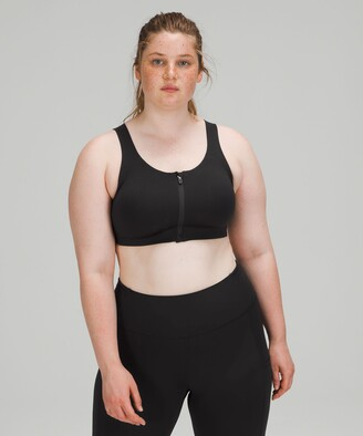 Lululemon Enlite Bra Zip Front*High Support, AE Cups