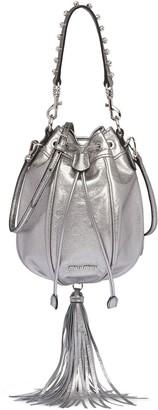 Miu Miu Bandoleer Bucket Bag