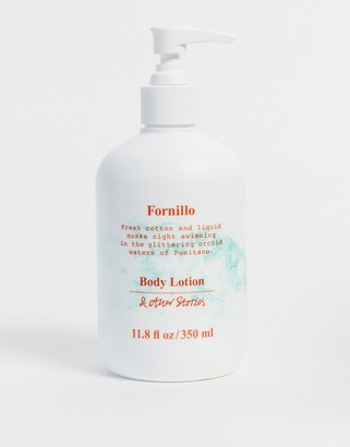 And other stories & body lotion in Fornillo