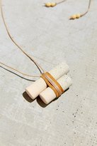 UO Urban Renewal Kate Trouw Companion Necklace