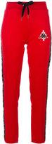 Marcelo Burlon County of Milan Kappa tracksuit bottoms - women - Polyester - XS