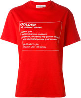 Golden Goose Deluxe Brand printed T-shirt - women - Cotton - XS