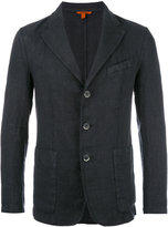 Barena three button blazer - men - Cotton/Linen/Flax/Polyester - 46