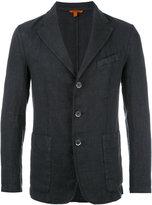 Barena three button blazer - men - Cotton/Linen/Flax/Polyester - 48