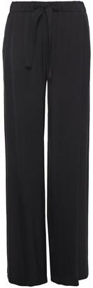 Boutique Moschino Satin Wide-leg Pants