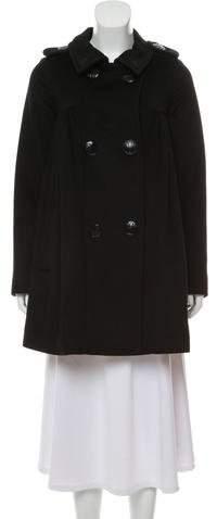 Giambattista Valli Short Cashmere Coat