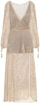Anna Kosturova Stevie cotton maxi dress