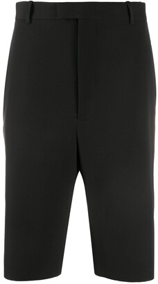 Bottega Veneta Tailored Knee Length Shorts