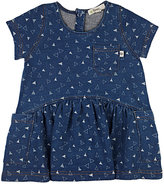 Bonnie Baby Triangle-Print Cotton Dress